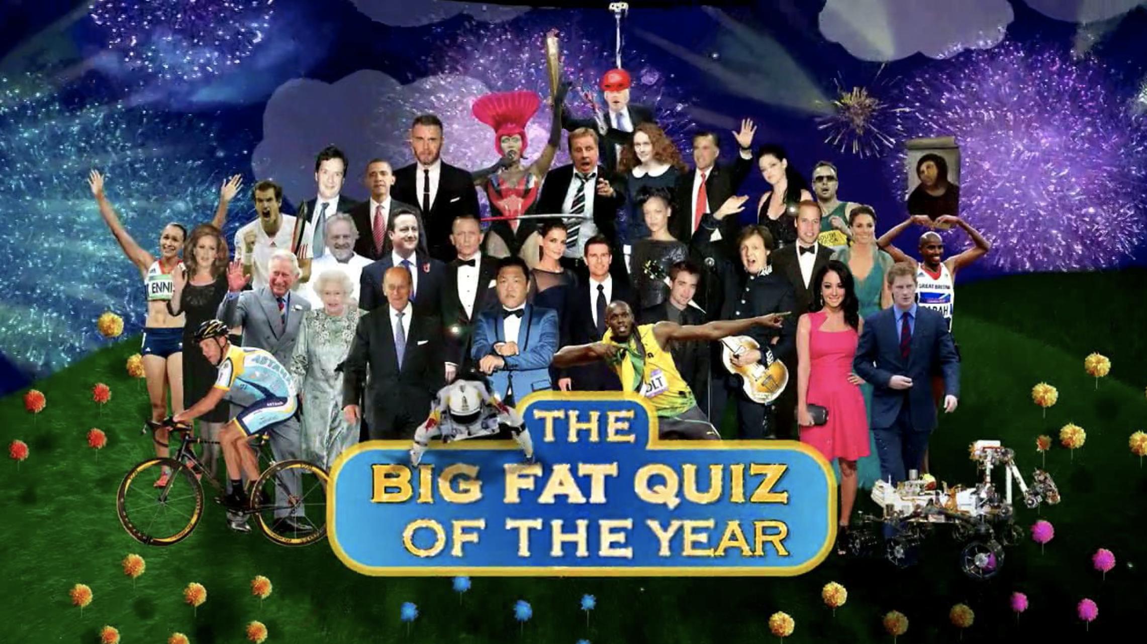 big fat quiz 2018 special